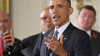 Obama Issues Gun Control Executive Order