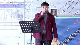 윤후 ♡ 부천버스킹페스티벌 PAPA직캠 ①선물  _ 심…