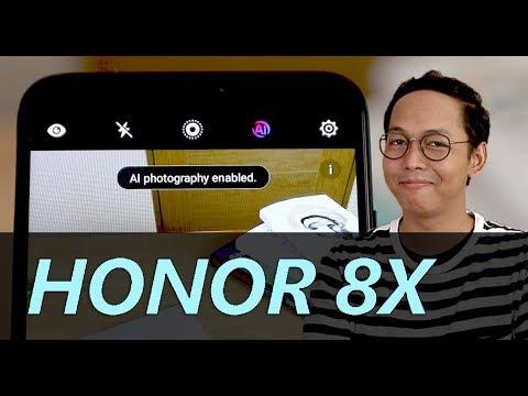 Smartphone apa yang bikin bangga berkali-kali? Honor 8X. Ini review nya.