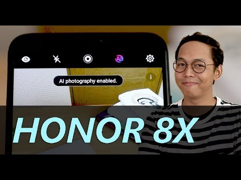 Honor 8X Review: the reasons why I like it.