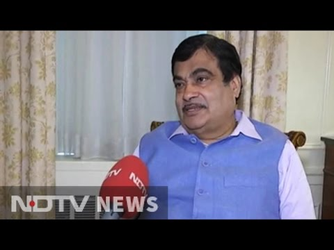 My mission is to reduce 50% accidents and save 50% lives: Nitin Gadkari