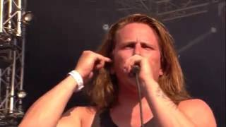 John Coffey Live stream - Bevrijdingsfestival Overijssel 2016
