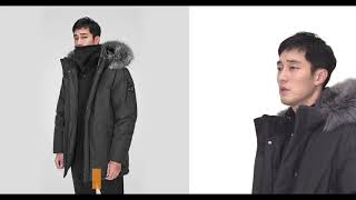 The North Face 18FW LOOKBOOK MAKING FILM