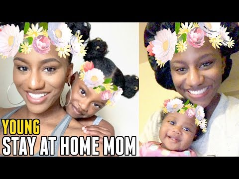 CHIT CHAT #1: How I Became A Stay At Home Mom! LIFEASTRAEH