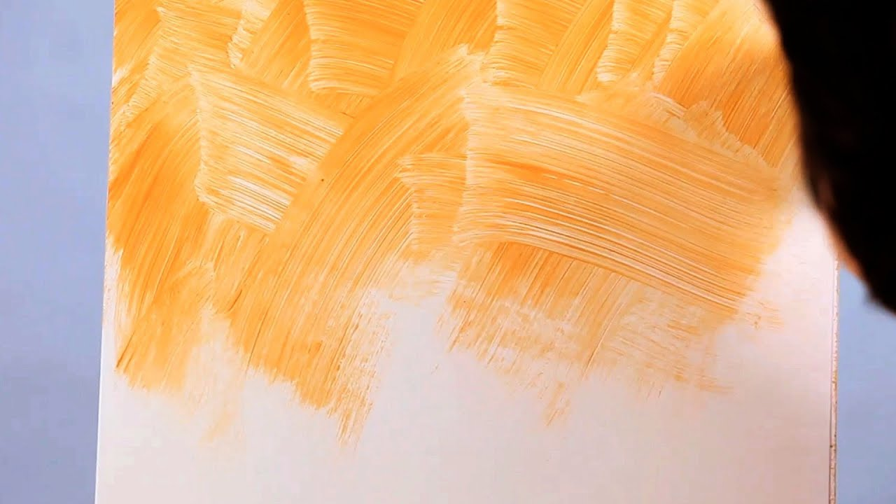 How to Color Wash a Wall | Paint Techniques - YouTube