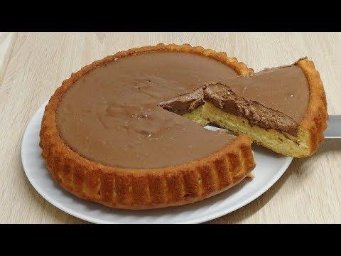 ramadan-tarte-crÉmeuse-au-flan-chicoulat-facile-(cuisine-rapide)