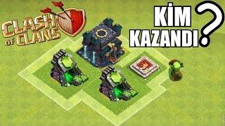 Youtube Şampiyonası FİNAL - Clash of Clans