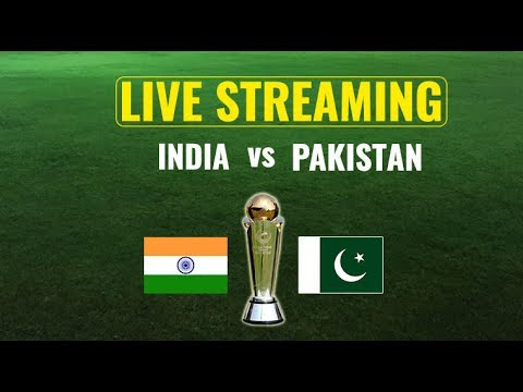 Pakistan vs India, Final - Live Cricket Streaming, Score & Commentary
