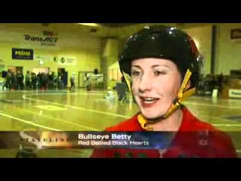 Revisiting roller derby