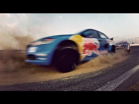 GoPro: Global RallyCross - New Hampshire 2012