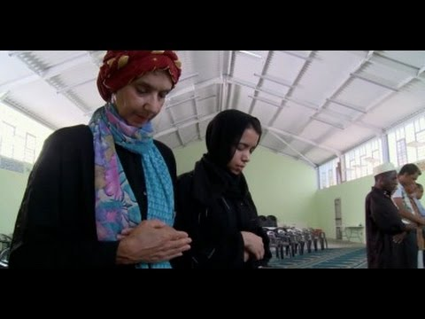 Does Cape Town's open mosque mean an evolving Muslim faith?