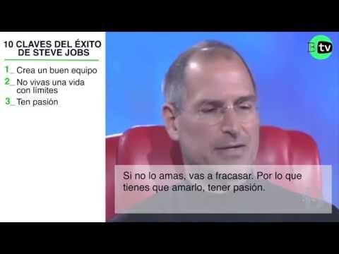 Apple Steve Jobs | Sus 10 claves del éxito [en español]
