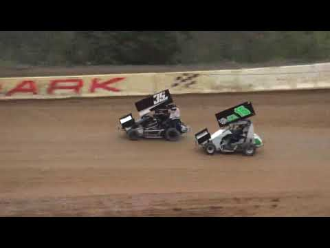 Path Valley Speedway 600s Feature 10-14-17