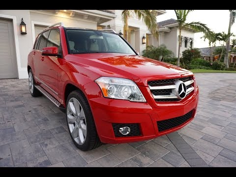 2011 Mercedes Benz GLK350 Review and Test Drive by Bill - Auto Europa Naples
