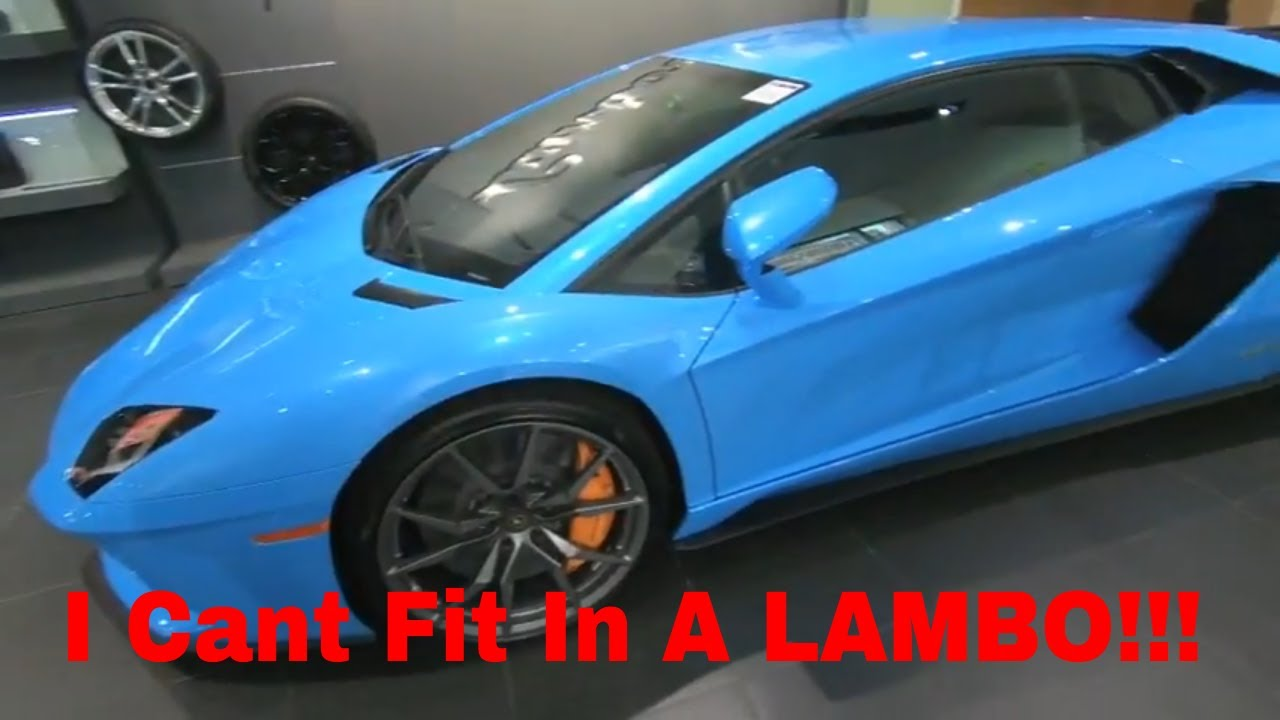 Chicago Vlog Lamborghini Dealership Not Settling For A Bentley