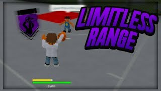 DEEP RANGE BADGE ON RB WORLD 2!! 🏀 LIMITLESS RANGE HOF!! RB WORLD 2 ROBLOX GAMEPLAY