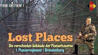 ★ Lost Places (Part 5│The various buildings of the Pionierkaserne│1st Pioneer Regiment)