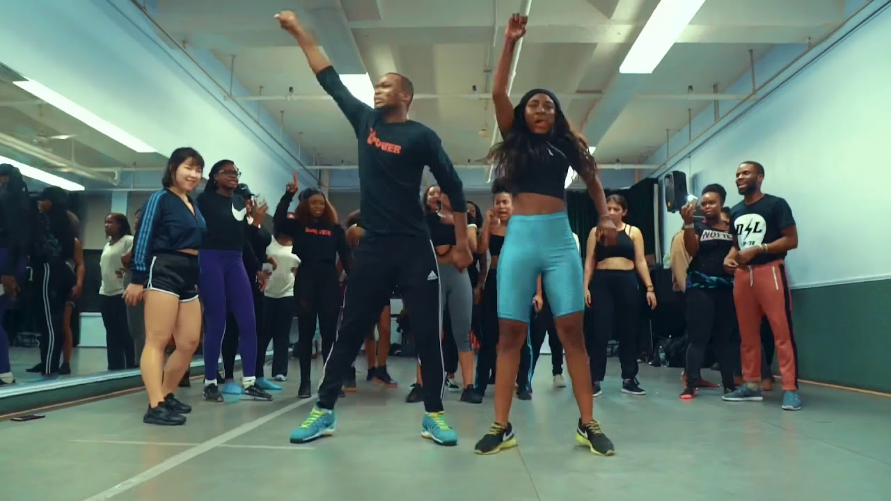 Safarel OBIANG - Grattanhou choreography by Ornella Degboe x Zag K