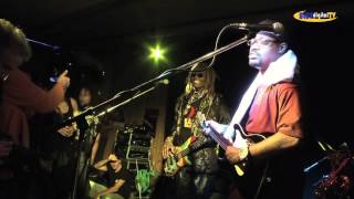 "Voodoo Chile - Eric Gales - TM Stevens - Keith LeBlanc ""Hey Joe"" (8)"