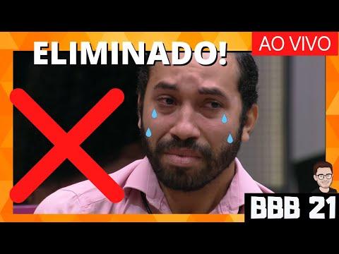 BBB21 ao vivo: Comentando a ELIMINAÇÃO GILBERTO BBB 21 final ao vivo | Comentando BBB 21 ao vivo