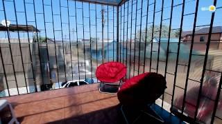 Квартира под ключ для отдыха в Голубицкой на Азовском море ID148(, 2013-06-19T18:03:19.000Z)