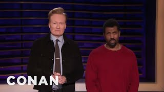 Deon Cole: Black People Were Not Shocked By The College Bribery Scandal - CONAN on TBS