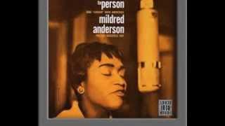 Mildred Anderson - Kidney Stew Blues