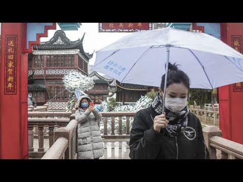 China Coronavirus Death Toll Climbs