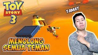 Базз Лайтер Menolong Маленька Індія KL Temannya! - Історія Іграшок 3 На PlayStation 2