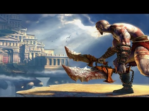 "God of War I: ""The Death of Ares."""