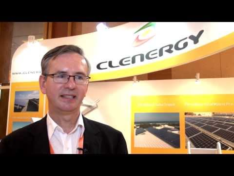 Interview with Robert Vose, Asia Pacific Businses Development Manager, Clenergy