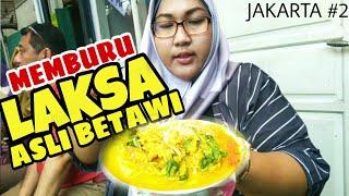 Jakarta #2. Berburu laksa asli betawi