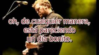 ELBOW - FIB 2009 - one day like this - apoteósico final (no video) (spanish subtitles)