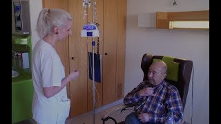 Abendvisite - Chemotherapie im Klinikum Ingolstadt