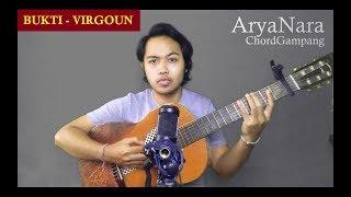 Chord Gampang (Bukti - Virgoun) by Arya Nara (Tutorial)