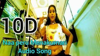Naa Peru Menakumari 10D Audio Song || Mallanna Telugu Movie Audio Songs ||