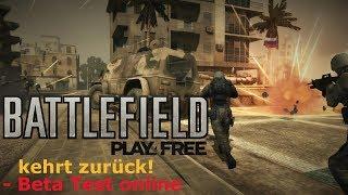 Battlefield Play4Free kehrt zurück! - Beta Test online