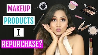 Makeup Products I Repurchase? My Ultimate Favourites | ShrutiArjunAnand