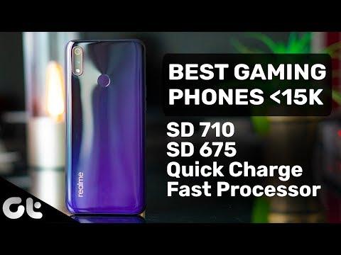 Top 3 Best Gaming Phones Under 15000 To Buy In May 2019 (PUBG, Asphalt 9 @ 40 FPS) | GT Gaming