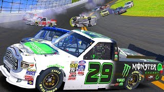 iRacing: (NASCAR Trucks @ Daytona) NASCAR Camping World Truck Series - Daytona Speedway - NCWTS