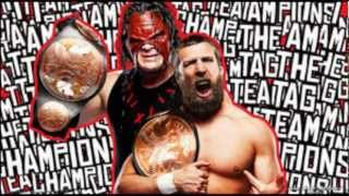 Team Hell No custom theme 2012