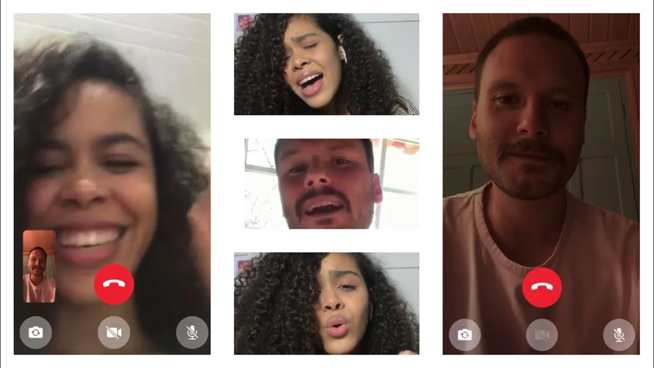 Perdoa - Paulo Novaes + Morgana (Vertical Video)