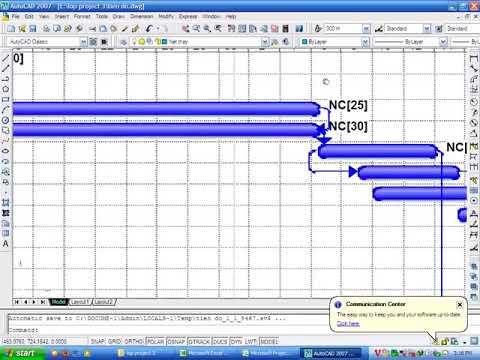 Hướng dẫn sử dụng MS Project 2007