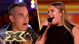 """Download Georgia Burgess' """"EFFORTLESS"""" Jackson 5 cover is jaw-dropping! 