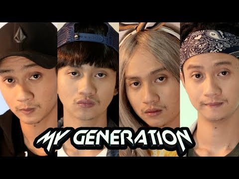 OFFICIAL TRAILER MY GENERATION 2017 - PARODY