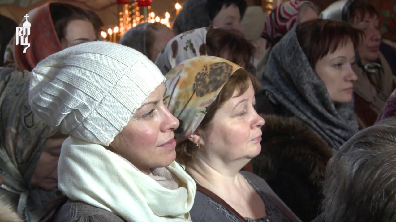 Проповедь Патриарха Кирилла в Неделю сыропустную