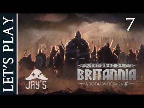 [FR] Découverte de Thrones of Britannia - La Grande Armée Viking - 7