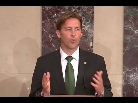 Republican Senator Ben Sasse WARNS TRUMP Against Unconstitutionally Ending the Russia Investigation