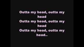 Diandra Outta my head lyrics