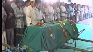 PonPes APIK Kaliwungu berduka pemakaman KH Muhammad Imron Humaidullah Irfan
